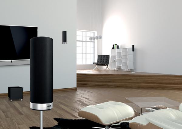 Sistema Smart Home Emtertainment Loewe