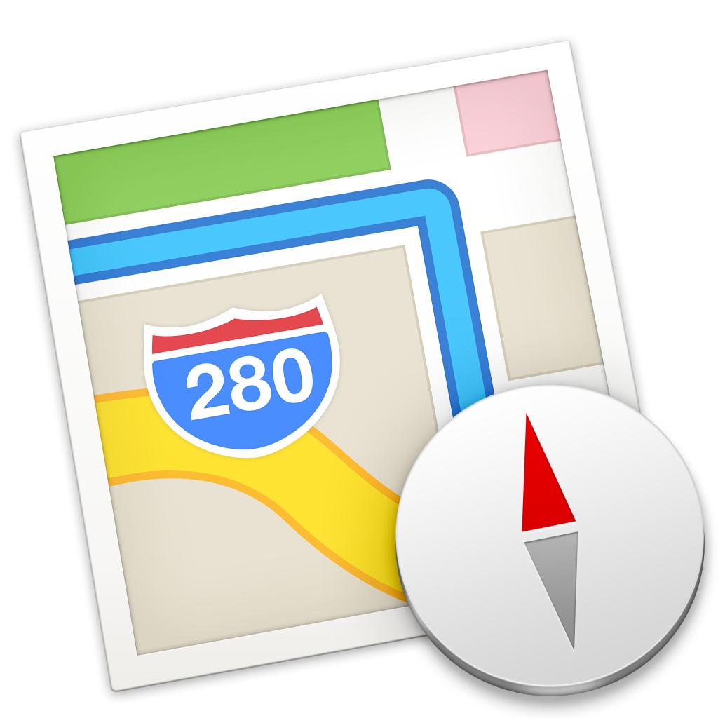 Mappe Mavericks icon 500