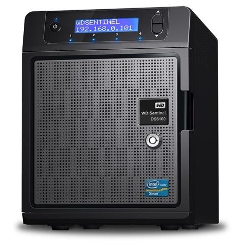 WD Sentinel DS5100 e 6100 icon 500