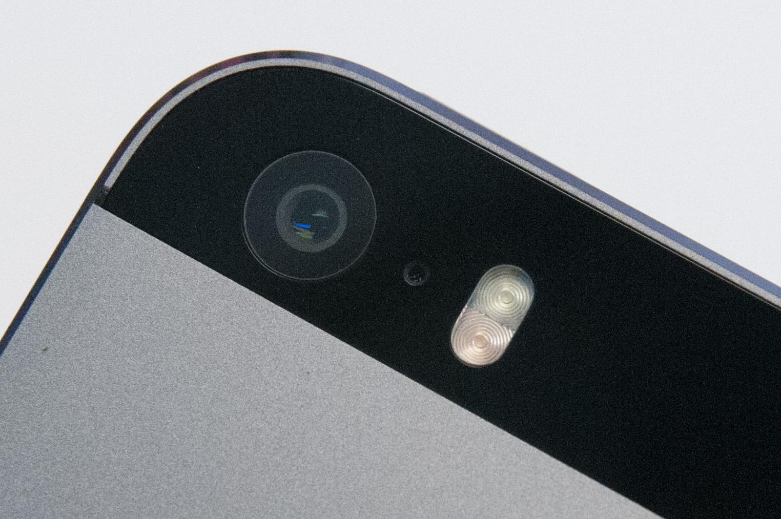 camera di iPhone 5s