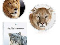 OS X 10.6 e 10.7