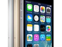iPhone 5s più venduto smartphone, iPhone 5c è quinto, iPhone 4s sesto