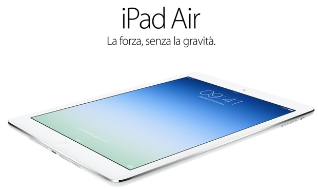 ipad air 620 nuovi iPad