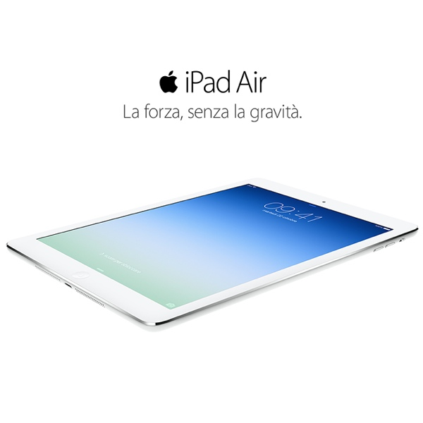 iPad Air ricondizionati, prezzo da 409 euro su Apple Store on line