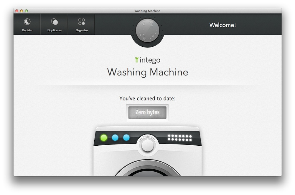recensione Intego Washing Machine