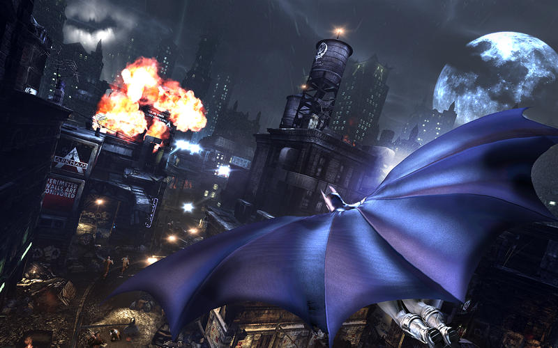 Arkham City Game of the Year Edition