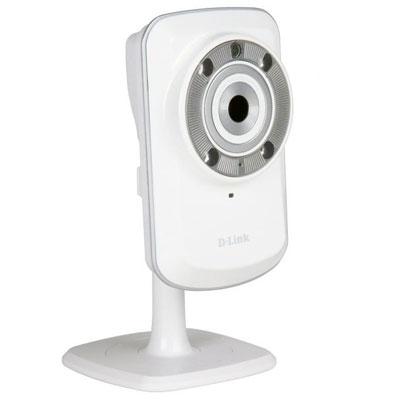 D-Link DCS-932L videocamera di sorveglianza compatibile iPhone e iPad: 53 euro