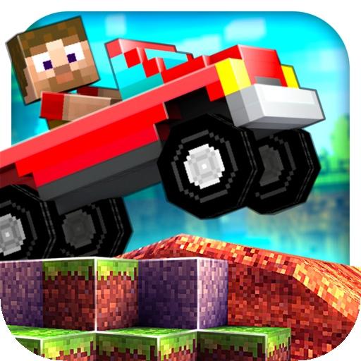 Blocky Roads icon 500