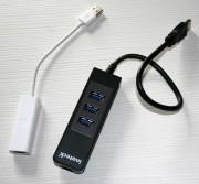 Confronto con l'adattatore USB di Apple
