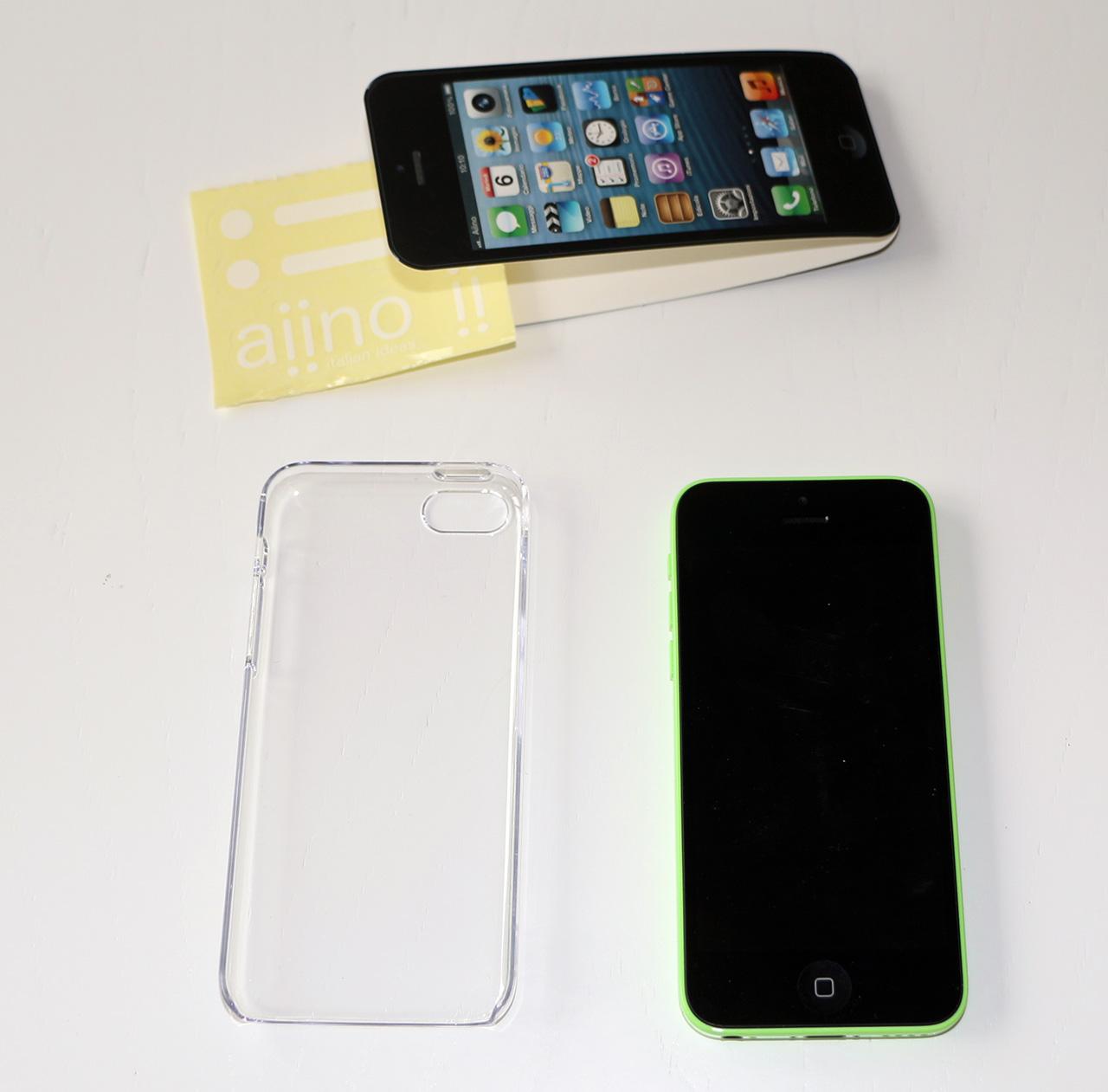 Custodia iPhone 6 a libro touch di Aiino la nostra recensione