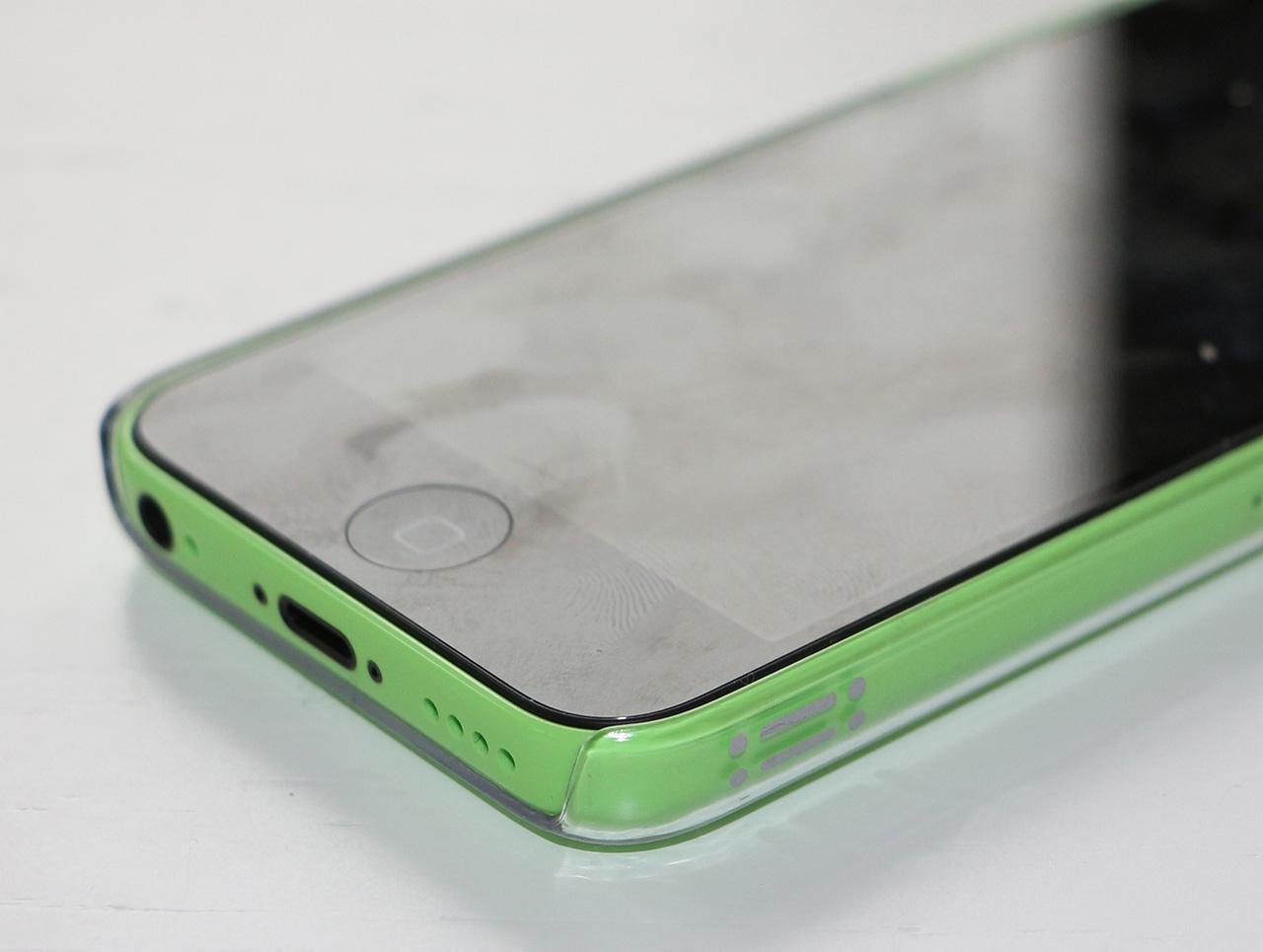 custodia iphone 5 trasparente