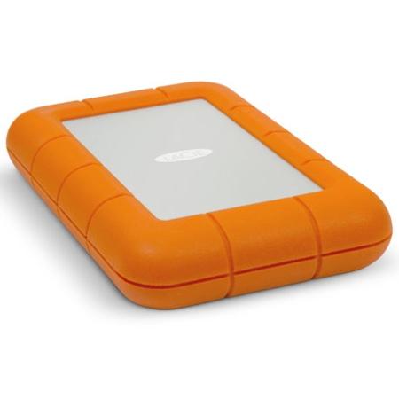 LaCie Rugged 2 TB: il disco portatile USB 3 Thunderbolt raddoppia la capacità