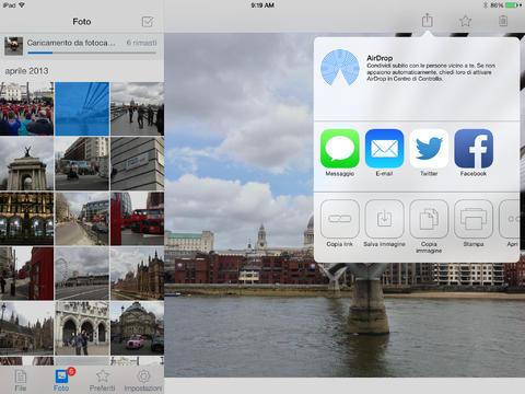 dropbox 3.7 per iOS 6