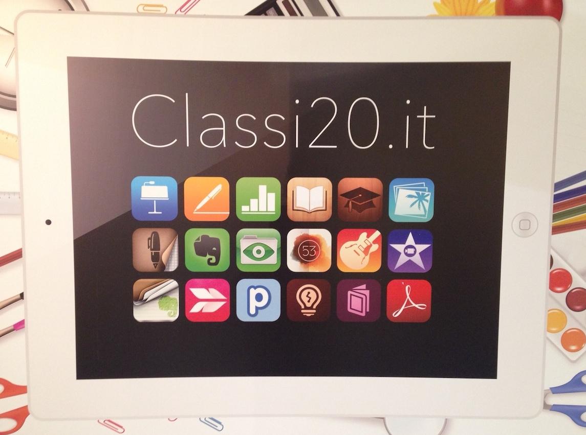 Classi 2.0 iPad a scuola
