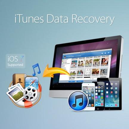 iTunes Data Recovery per Mac icon 433