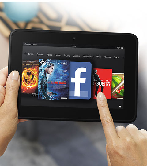 kindle fire HD offerta amazon 2