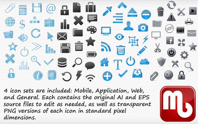 Préférence Super sconto per font, icone, loghi ed elementi grafici su Mac App  WO71