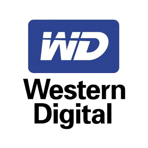 western digital logo incon 600