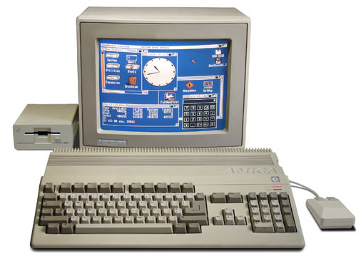 Commodore Amiga 500ICO