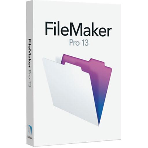 FileMakerPro13