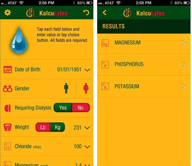 Medico dating app