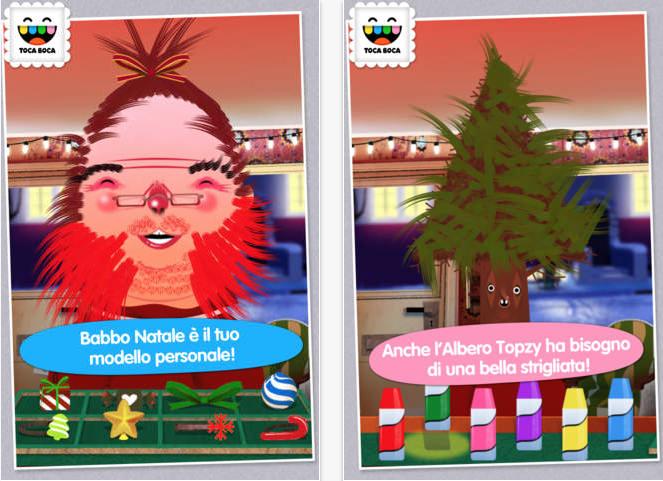 Fare Natale con iPhone e iPad: le 10 app gratis da non perdere
