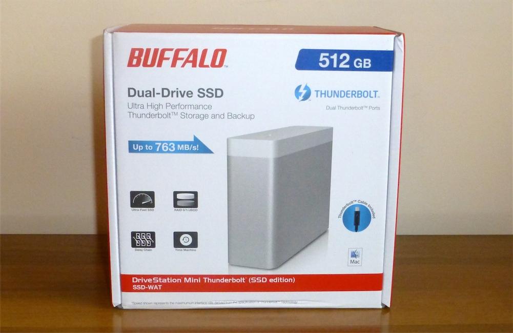 buffalo drivestation mini thunderbolt 10