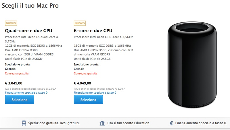 mac pro 800