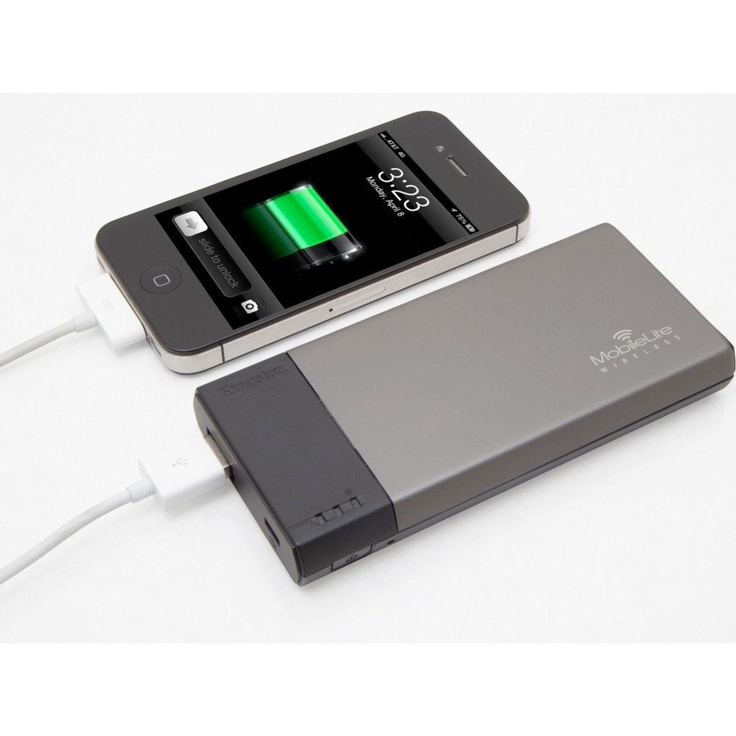 MobileLite Wireless, schede SD e USB si collegano ad iPhone e iPad via WiFi a 31 euro