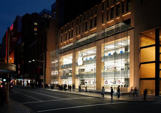 L'Apple Store di Sydney