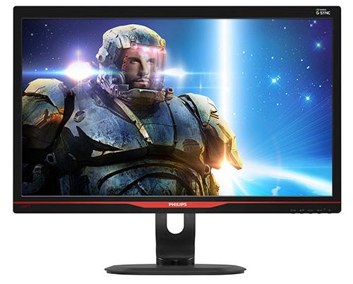 """Il Gaming Monitor da 27"""" con supporto alla tecnologia G-SYNC"""