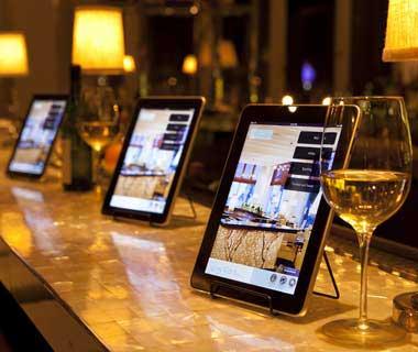 iPad in piadineria, sequestro e multa da 5300 euro