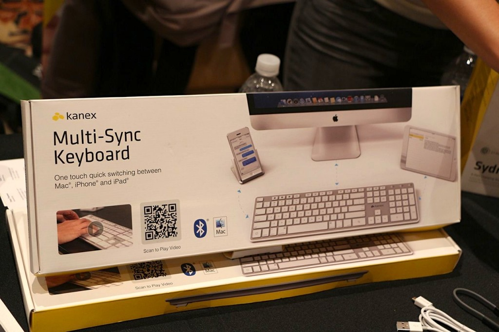 Kanex Multi-Sync Keyboard