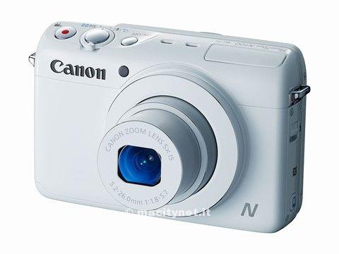 Canon PowerShot N100 Story Camera-6