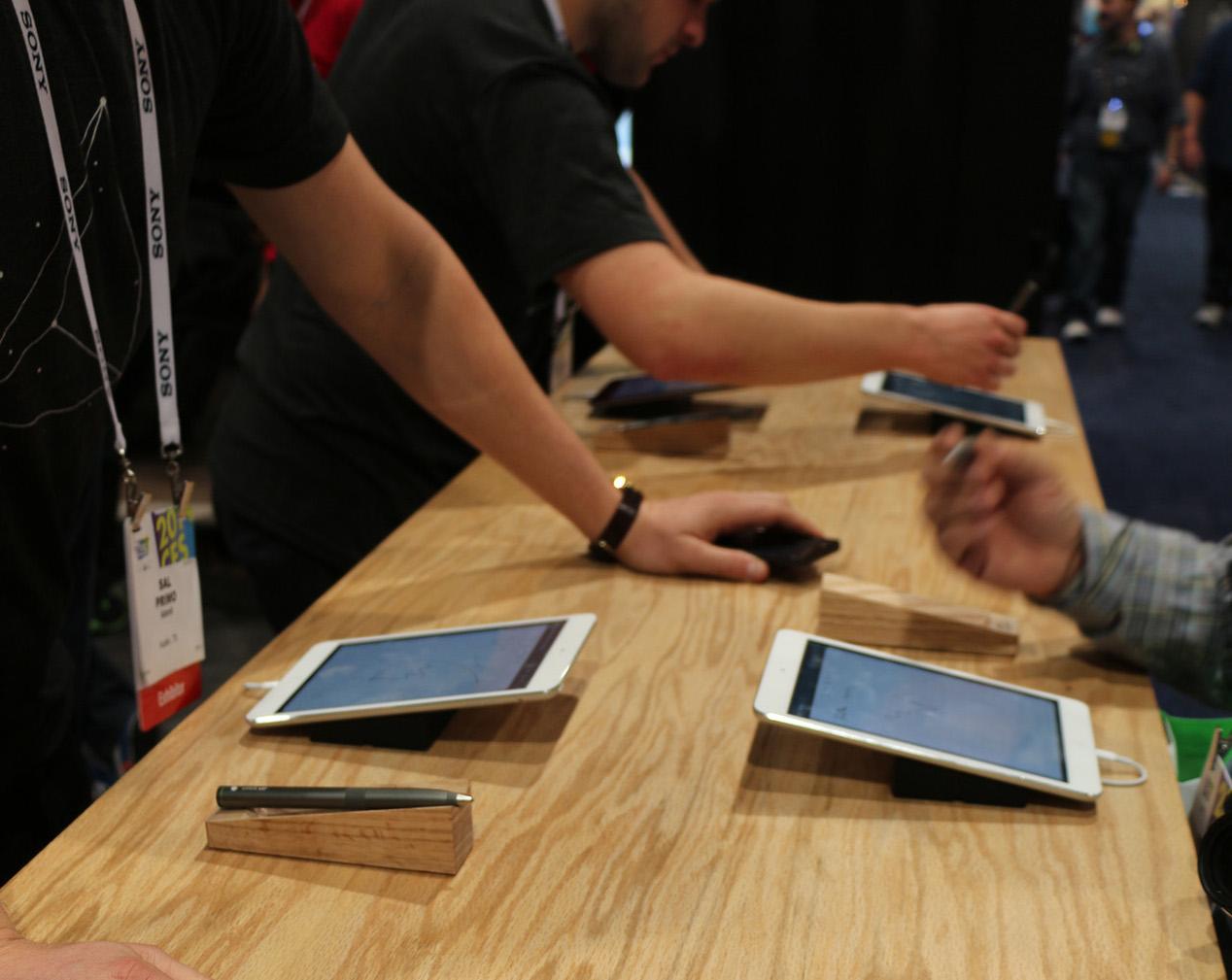 CES 2014, Jot Script la penna per iPad con la punta sottile