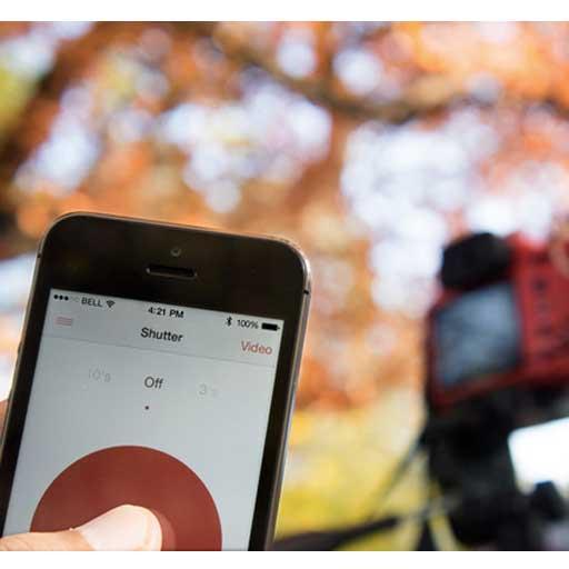 MaxStone, un accessorio per controllare le reflex con l'iPhone