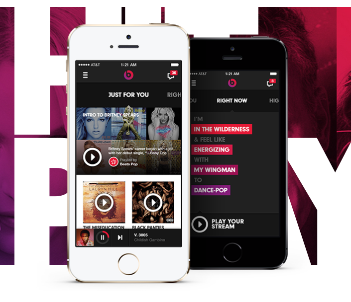 Online Music Streaming   Beats Music