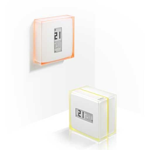 CES 2014, il termostato di Netatmo si controlla da smartphone