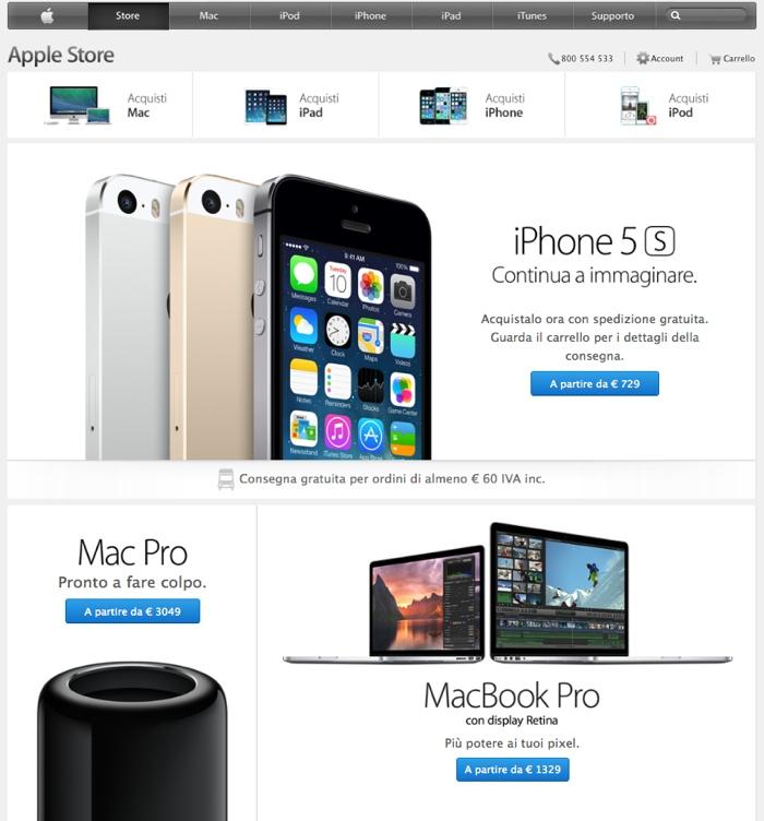 apple ha venduto 80 milioni di iphone e ipad le stime di. Black Bedroom Furniture Sets. Home Design Ideas