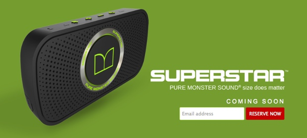monster superstar speaker 620