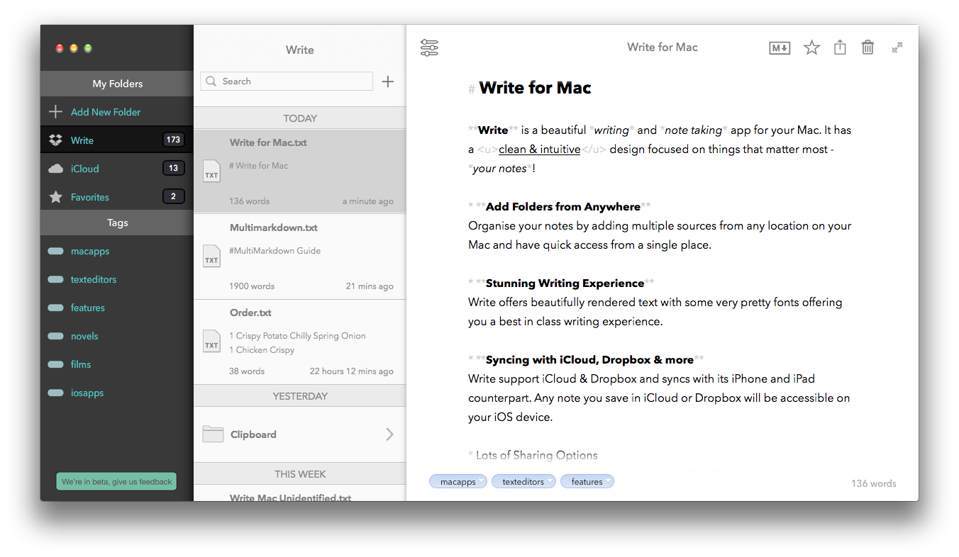 Best book writing apps for your Mac