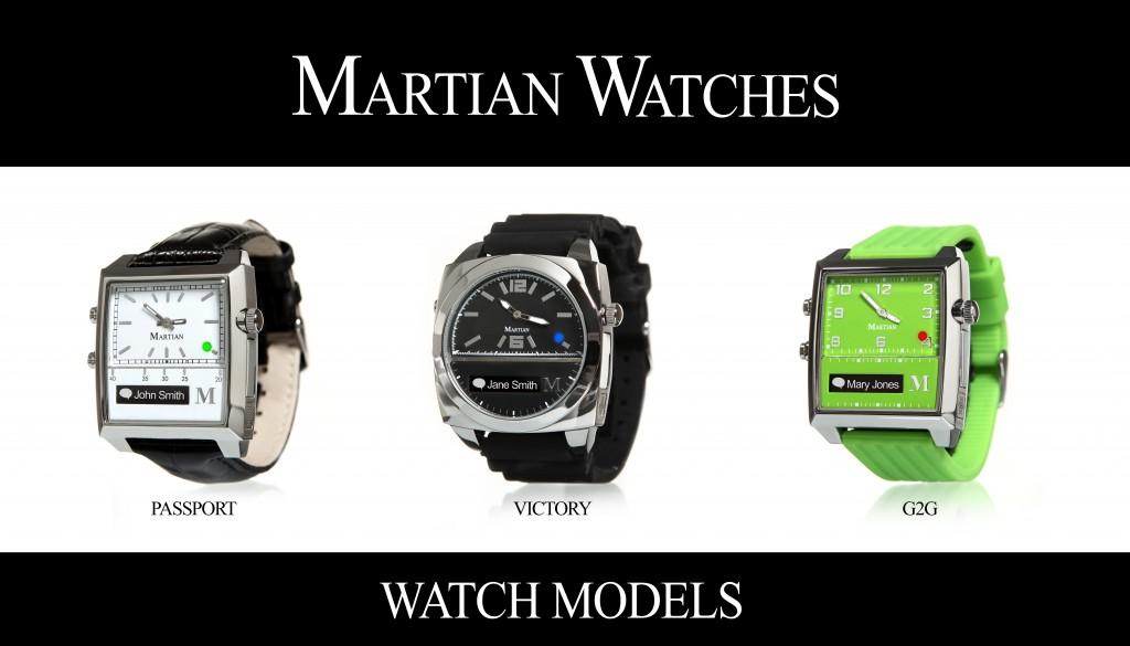Martian-VC Watch Photos