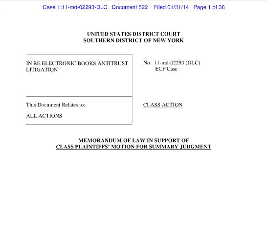 apple damages e-book trial request.pdf