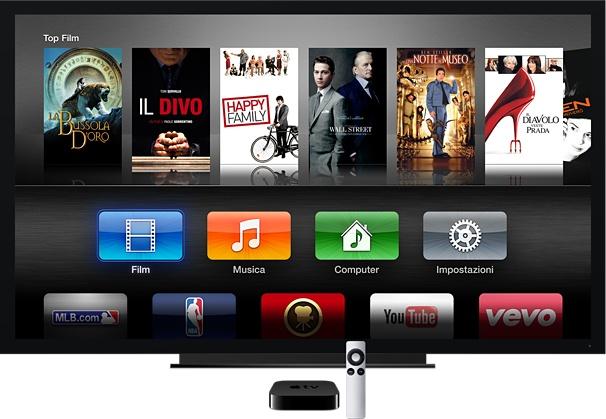 apple tv con tv 600