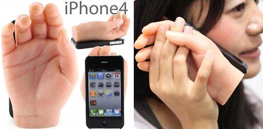dokkiri-hand-iphone-4-case-1