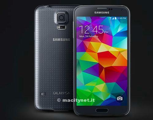 galaxy S5 500