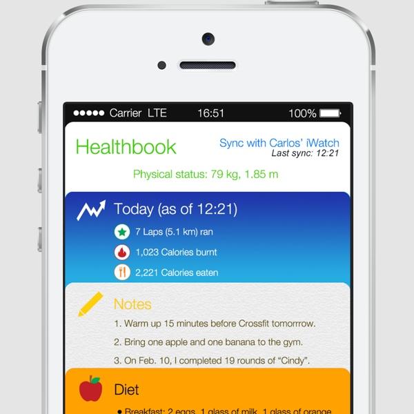 healthbook icon 600