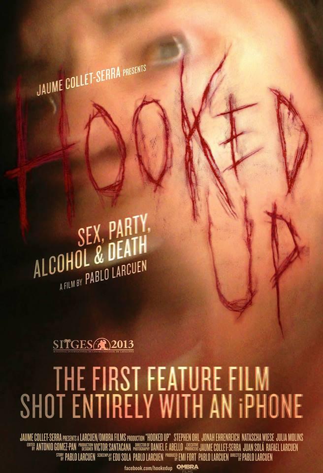 Hooked Up: il primo film horror girato con iPhone