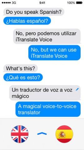 iTranslate voice 2 foto 3