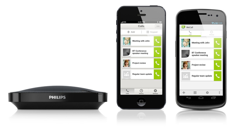 recensione philips wecall 800